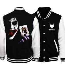 Куртка бейсбольная Бэтмен Джокер — Baseball Jacket Batman Joker