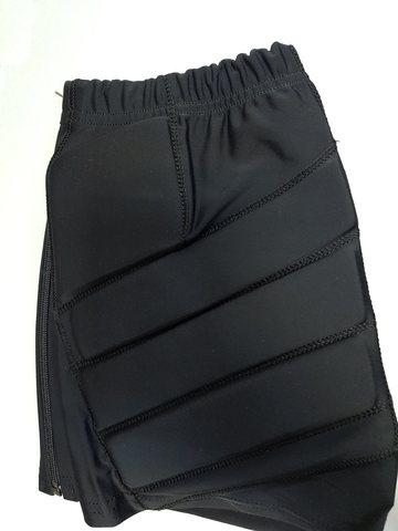 Защитные шорты на молнии