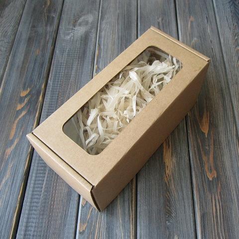 Коробка мгк С ОКОШКОМ