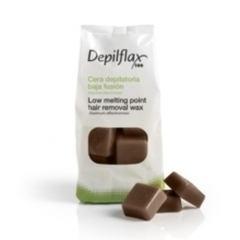 Горячий воск для депиляции в брикетах - Шоколад