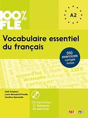 Vocabulaire essentiel du francais A1-A2 + CD MP3