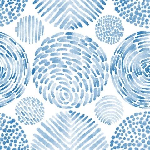 Абстрактные круги с узорами