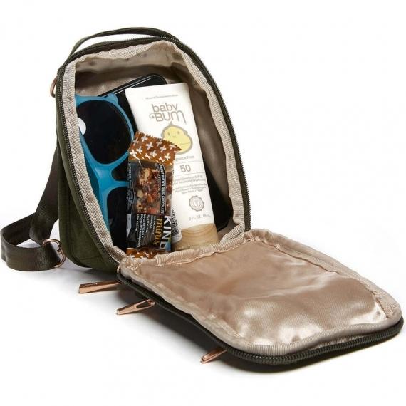 Детский рюкзак Mini Be BRB JuJuBe Olive