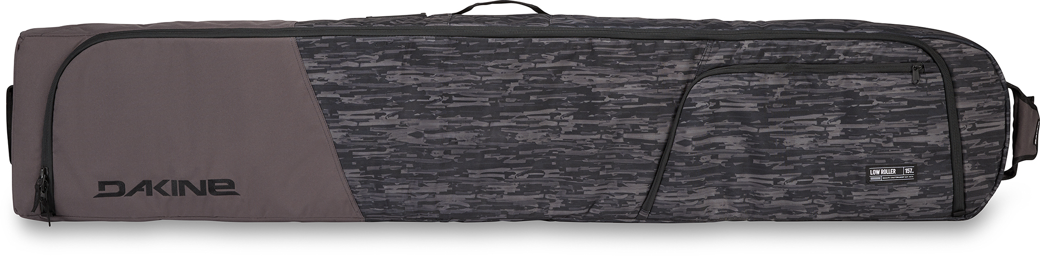 Dakine Low Roller Чехол для сноуборда Dakine Low Roller Snowboard Bag 175 Shadow Dash LOWROLLERSNOWBOARDBAG-SHADOWDASH-610934383003_10001463_SHADOWDASH-12M_MAIN.jpg