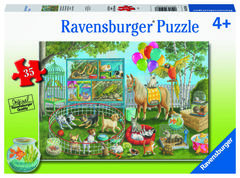 Puzzle Pet Fair Fun 35pcs
