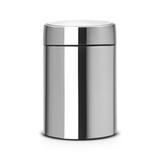 Ведро для мусора с крышкой SLIDE (5л), артикул 477546, производитель - Brabantia