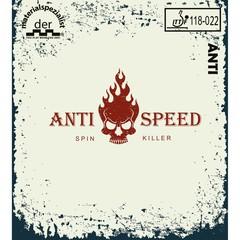 DER MATERIALSPEZIALIST Anti-Speed