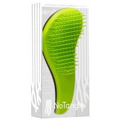 Macadamia Natural Oil: Расческа для распутывания волос (No Tangle Brush Green), 1шт