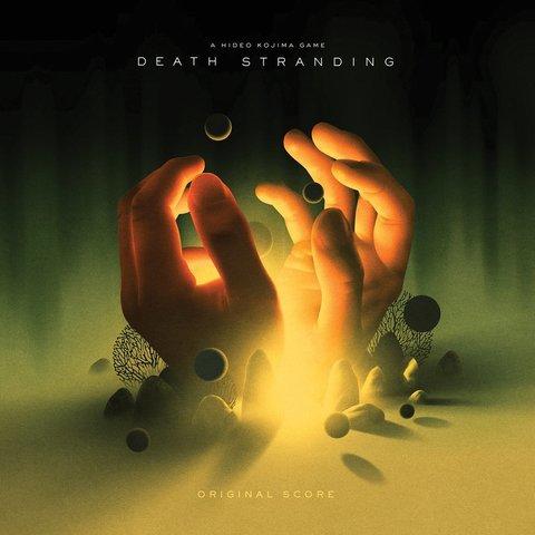 Виниловая пластинка. Death Stranding. Mondo. Original Video Game Score