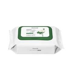 Салфетки для снятия макияжа Mamonde Micro Deep Cleansing Oil Tissue 50sheets