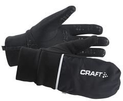 Перчатки Craft Hybrid Weather black