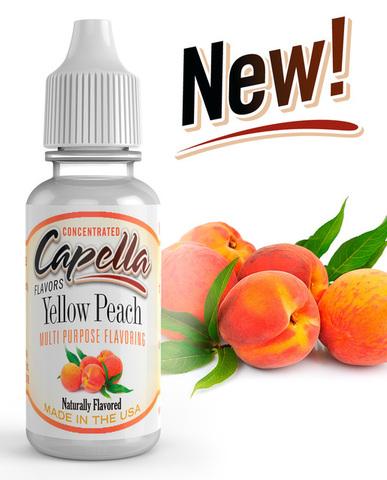 Ароматизатор Capella  Yellow Peach