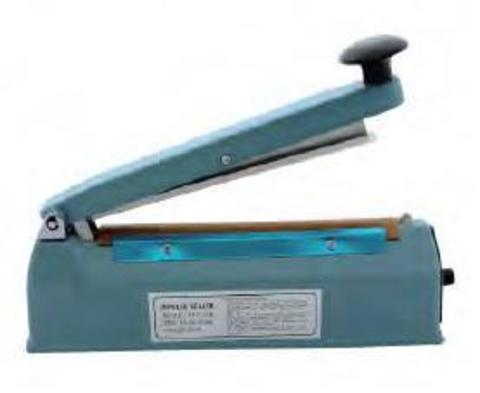 Сварщик пакетов ручной VALEX SF400, ( 540х85х280 мм,  0,6 кВт,  220В ).
