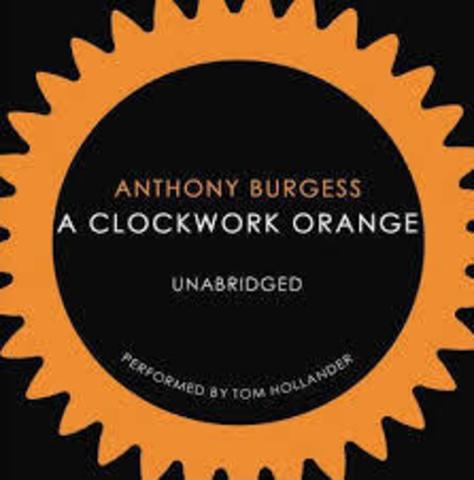 A Clockwork Orange Audio CD