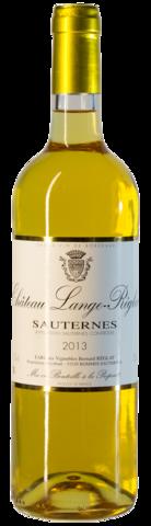 Chateau Lange-Reglat Sauternes AOC