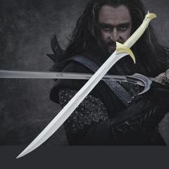 Хоббит меч Торина Дубощита