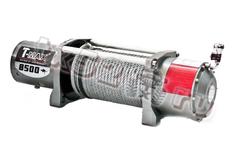 Лебедка электрическая T-max EW-8500 24v