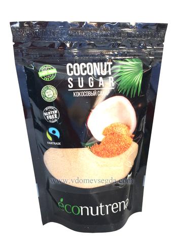 Кокосовый сахар, органика