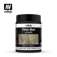 THICK MUD TEXTURES 808-200ML. RUSSIAN MUD
