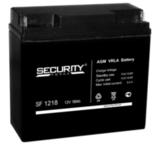 Аккумулятор Security Force SF 1218 ( 12V 18Ah / 12В 18Ач ) - фотография