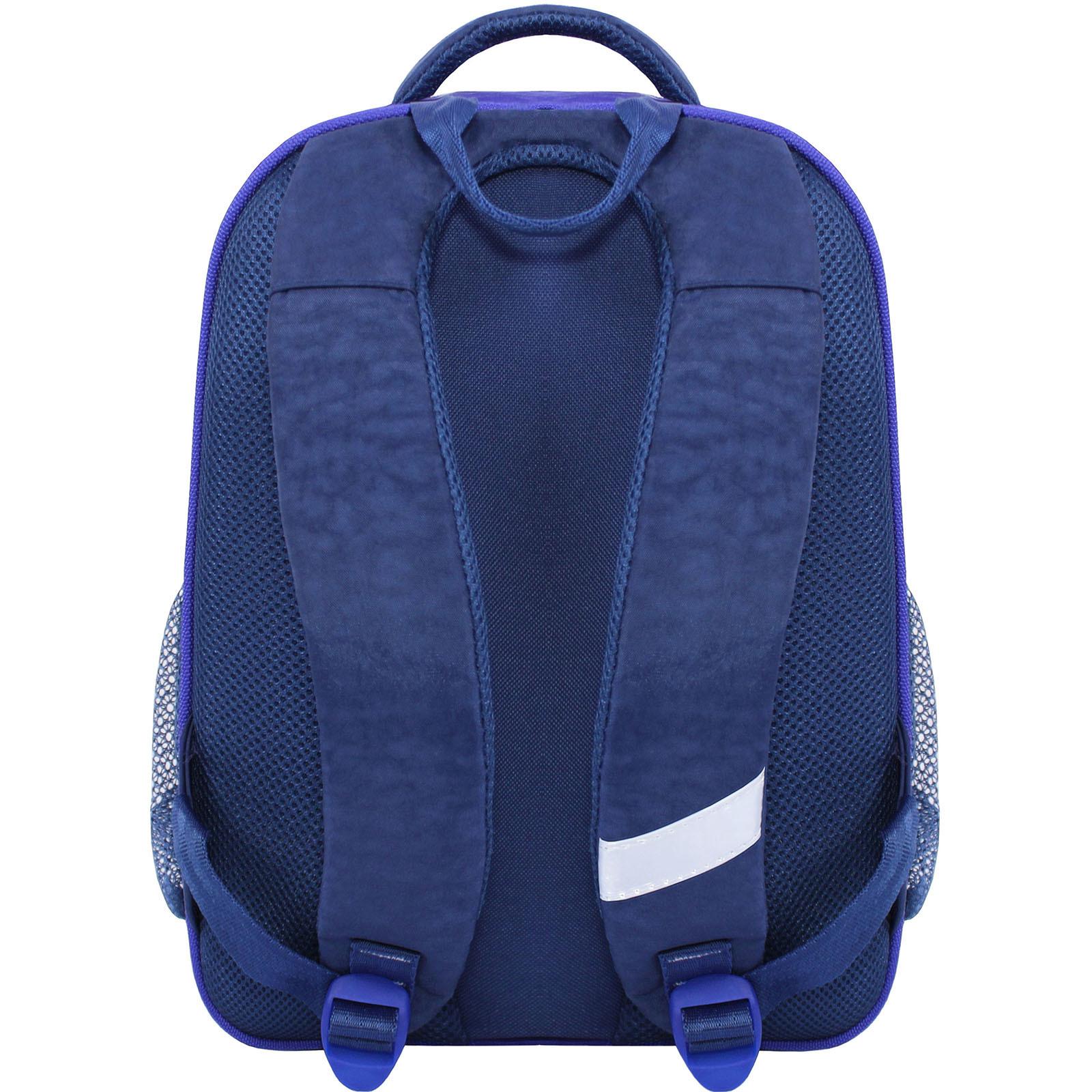 Рюкзак школьный Bagland Отличник 20 л. 225 синий 507 (0058070) фото 3