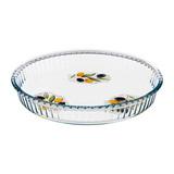 Форма для запекания круглая Оливки 2,95 л, артикул 484-603, производитель - Borcam