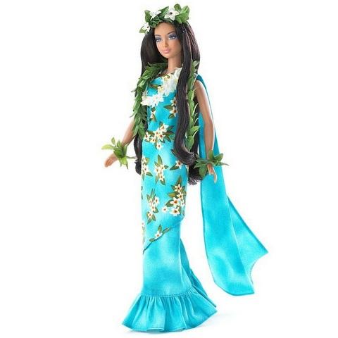 Барби Куклы Мира принцесса Тихоокеанских  Островов