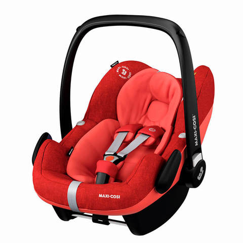 Автокресло Maxi-Cosi Pebble Pro i-Size Nomad Red