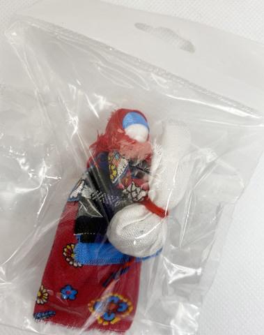 Славянская обережная кукла Подорожница