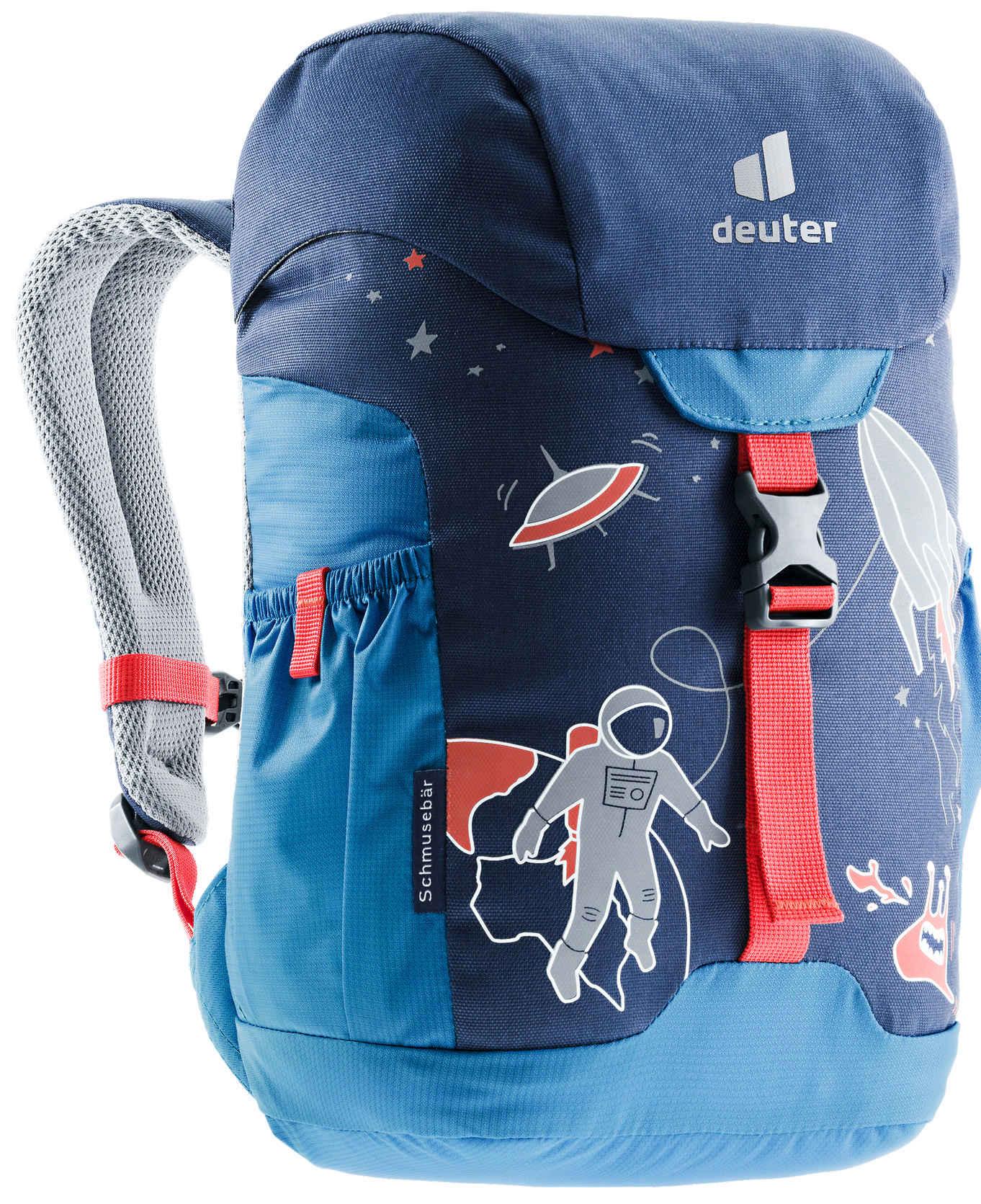 Детские рюкзаки Рюкзак детский Deuter Schmusebar 8 (2021) 3610121-3303-Schmusebaer-w19-d0.jpg