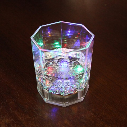Светодиодный светильник «Граненый стакан» (Feron)