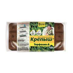"""""""Крепыш"""" торфолин-А торфобрикет (650 гр.)"""