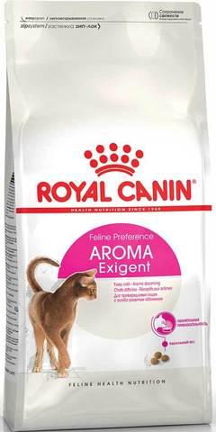 10 кг. ROYAL CANIN Сухой корм для взрослых котов и кошек чувствительных к запаху Aroma Exigent 33