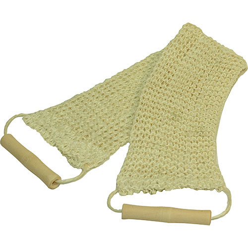 Мочалка из сизаля мелкой вязки