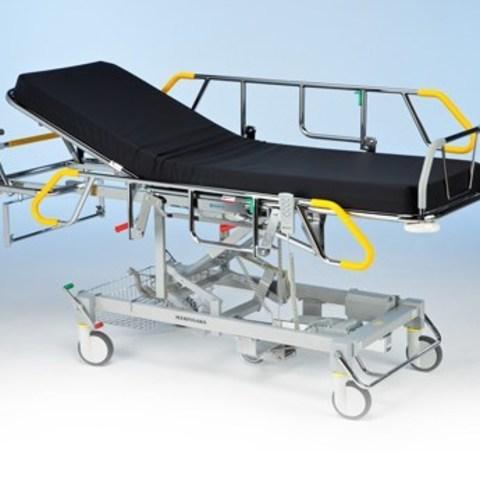 Каталка больничная функциональная секционной конструкции  Futura Plus 6390
