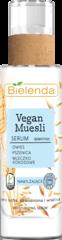 VEGAN MUESLI увлажняющая сыворотка пшеница + овёс + кокосовое молоко 30 мл