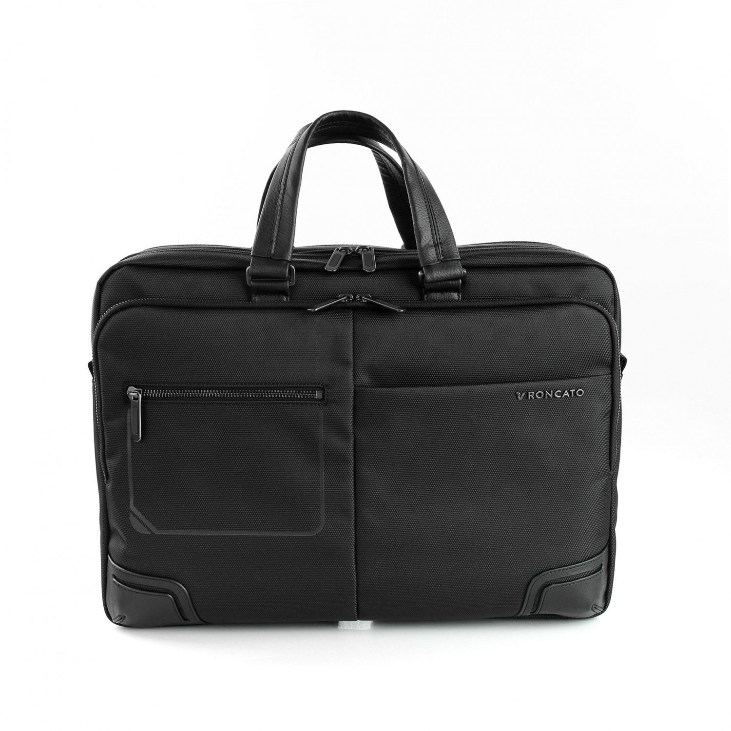 Портфель Roncato Wall Street TWO-WAYS Laptop Briefcase 15.6