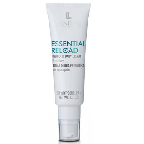 Дневной крем для лица с пребиотиком Essential reload Lendan
