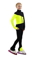 Костюм для фигурного катания  Teamsports жёлтый