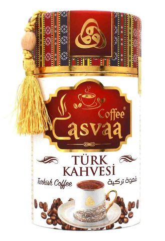 Турецкий кофе молотый классический, Casvaa, 250 г
