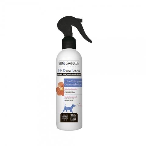 Очищающий BIO-лосьон с экстрактом настурции для бережной сухой очистки шерсти (эффект чистой шерсти без мытья) 250 мл 250 мл