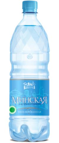 Вода питьевая без газа