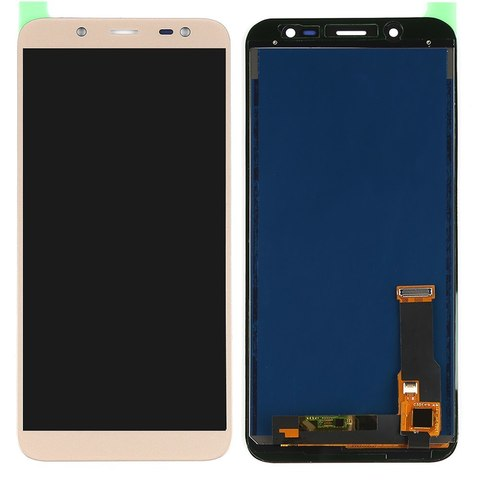 LCD SAMSUNG J6 2018 J600F + Touch Gold OLED