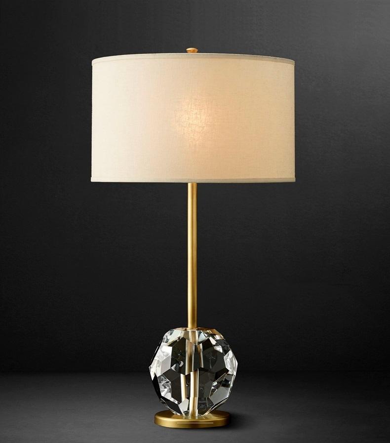 Настольная лампа Boule de Cristal Table Lamp