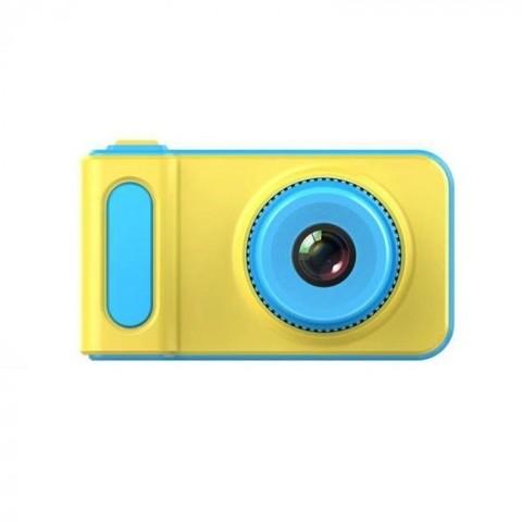 Детская цифровая камера фотоаппарат 3MP Photo Camera Kids Mini Digital (Голубой)