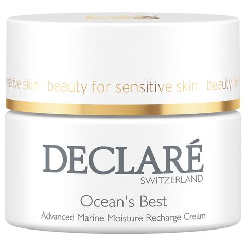 DECLARE   Интенсивный увлажняющий крем с морскими экстрактами / Ocean's Best, (50 мл)