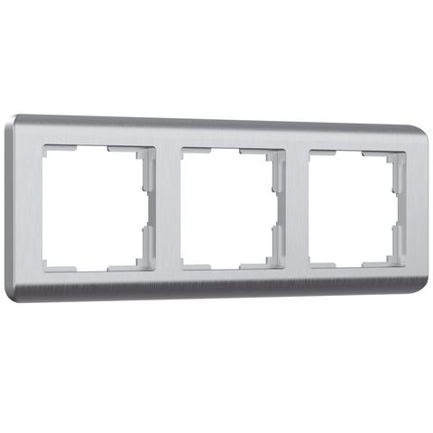 Werkel Рамка W0032106 (WL12-Frame-03) Серебро