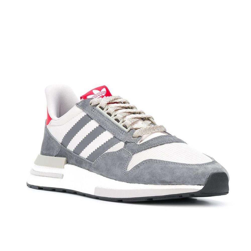 Adidas Originals ZX 500 White/Grey/Red