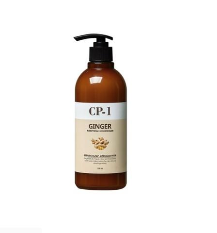 Esthetic House Кондиционер для волос имбирный Ginger Purifying Conditioner, 500 мл