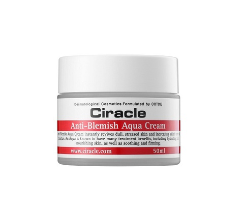 CIRACLE Anti-acne Крем для лица увлажняющий Ciracle Anti Blemish Aqua Cream
